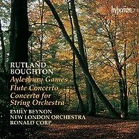 Aylesbury Games: Flute Concerto