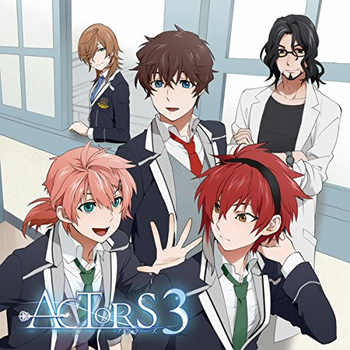 EXIT TUNES PRESENTS ACTORS3(限定盤)