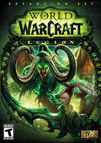 World of Warcraft: Legion (輸入版:北米)