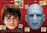 Harry Potter ハリーポッター ヴォルデモート なりきりおめん コスチューム用小物 男女共用