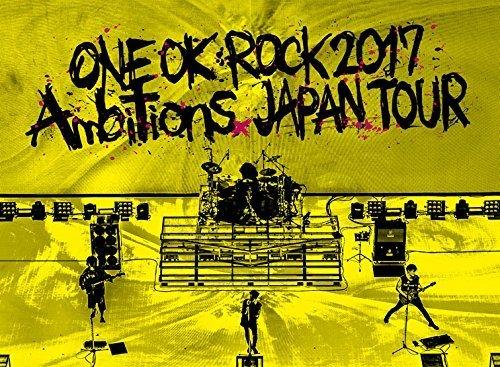 """【マフラータオル付】LIVE DVD「ONE OK ROCK 2017 """"Ambitions"""