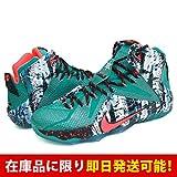 Nike(ナイキ) レブロン 12 クリスマス LEBRON XII XMAS (グリーン) - US10(28cm)
