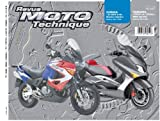 "Revu Moto Technique, n°140 : Honda ""XL1000V et VA"" Varadero injection (Modeles 2003 à 2006) - Yamaha ""XP500"" et ""XP500A"" TMAX injection (Modeles 2004 à 2006)"