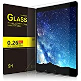 IVSO Apple iPad Pro 10.5 Screen Protector, [Crystal Clearity] [Scratch-Resistant] 9H Hardness HD Clear Tempered Glass Screen Protector for Apple iPad Pro 10.5 inch 2017 Tablet(1pcs)