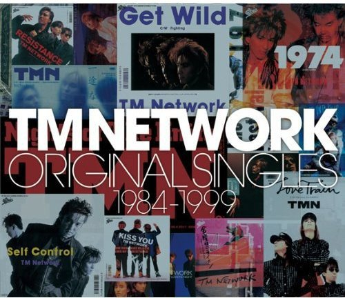 TM NETWORK ORIGINAL SINGLES 1984-1999の詳細を見る