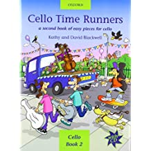 Cello Time Runners + CD: A second book of easy pieces for cello