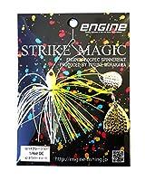 エンジン(ENGINE) ルアー ストライクマジック1/4DC #02ホワイト・チャート