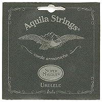 Aquila Super Nylgut ウクレレ弦 セット テナー用 Low-G AQS-TLW