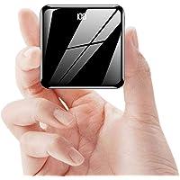 【2020最新版&PSE認証済&LEDライト付き】モバイルバッテリー 軽量 小型 10000mAh 大容量 コンパクト…