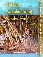 Surfing Wakeboarding & Windsurfing [DVD] [Import]