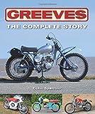 バイク洋書「GREEVES - THE COMPLETE STORY」グリーブス解説書