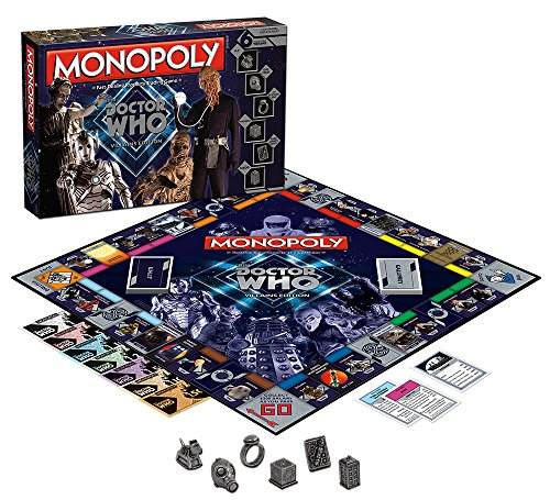 『Monopoly: Doctor Who Villains Edition』の1枚目の画像