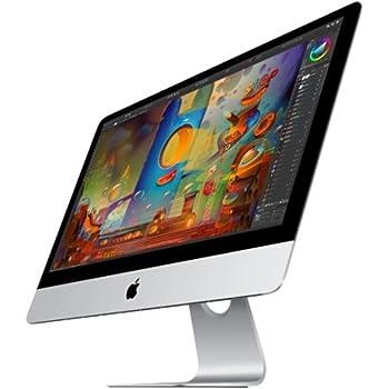 Apple iMac 21.5インチ 1.6GHz Corei5 8GB 1TB MK142J/A