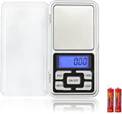 Simerst 携帯タイプ ポケットデジタル スケール(秤) 0.01g-500g精密 業務用(プロ用)  電子 はかり 日本語取扱説明書付き
