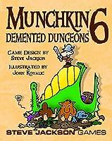 Munchkin 6 - Demented Dungeons [並行輸入品]