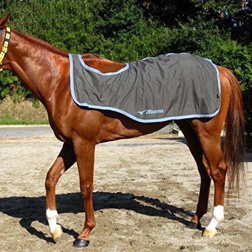 MIZUNO(ミズノ) 馬着 ペルグテックEX/雨用エクササイズラグ(乗馬用) 32JT5G23