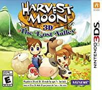 Harvest Moon The Lost Valley Nintendo 3DS ハーベストムーンロストバレーニンテンドー 英語北米版 [並行輸入品]