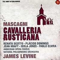 Mascagni: Cavalleria Rusticana by James Levine (2009-11-17)