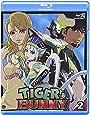 TIGER&BUNNY(タイガー&バニー) 2 [Blu-ray]
