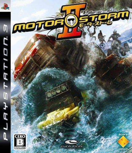 モーターストーム 2 - PS3の詳細を見る