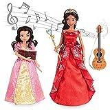 Disney ディズニー アバローのプリンセス エレナ デラックス シンギングドールセット11インチ10インチ(イザベル) Elena of Avalor Deluxe Singing Doll Set - 11 Inch (with 10 Inch Isabel[並行輸入]