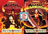 Book 3: Fire 3&4 [DVD] [Import]
