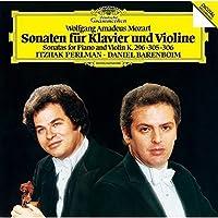 Mozart: Violin Sonatas K 296 305 by ITZHAK PERLMAN (2015-07-29)