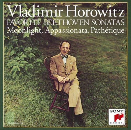ベートーヴェン:ピアノ・ソナタ「月光」「悲愴」「熱情」他の詳細を見る