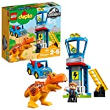 LEGO DUPLO Jurassic World T. rex Tower 10880 Building Kit 22 pieces