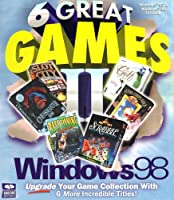 6 Great Games for Windows 98 2 (輸入版)