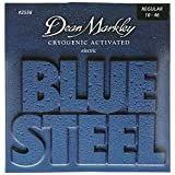 Dean Markley ディーンマークレー エレキギター弦 ブルースティール ニッケル Blue Steel Electric 2556 Regular .010-.046