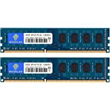 DDR3L-1600 PC3L-12800U 8GB×2枚 UDIMM デスクトップPC用メモリ 16GB 240Pin 電圧1.35V & 1.5V 両対応