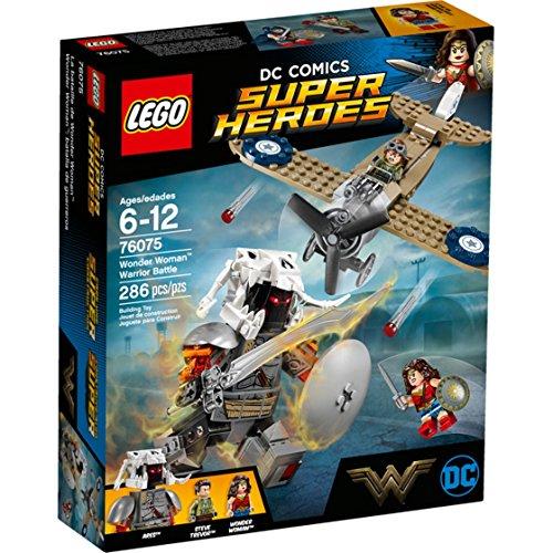 レゴ (LEGO) スーパーヒーローズ ワンダーウーマン (TM) 戦士の戦い 76075 [並行輸入品]