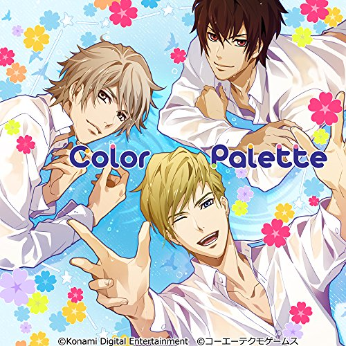 [画像:Color Palette(限定版)]