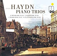 Haydn: Piano Trios by Vienna Piano Trio (2009-05-19)