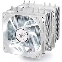 Deepcool ディープクール Neptwin cpuクーラー cpuファン ホワイト Intel/amd両対応