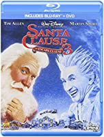 Santa Clause 3: The Escape Clause [Blu-ray] [Import]