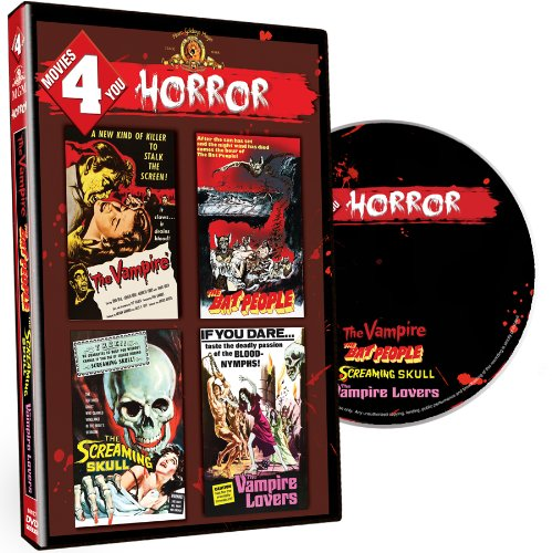 Movies 4 You Horror Collection [DVD] [Import] Shout! Factory / Timeless Media