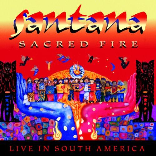 Sacred Fire: Santana Live In S...