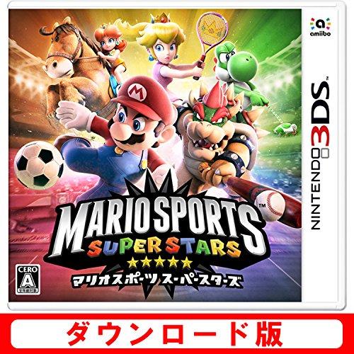 マリオスポーツ スーパースターズ オンラインコード版 発売日