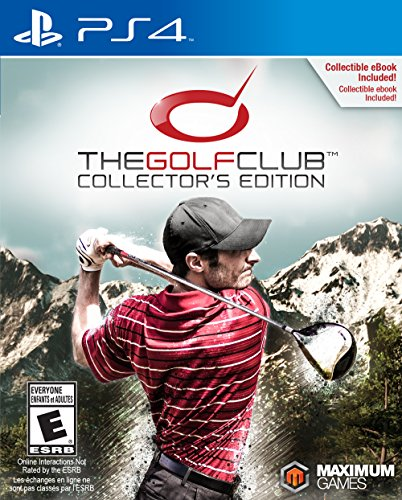 The Golf Club: Collector's Edition (輸入版:北米) - PS4...