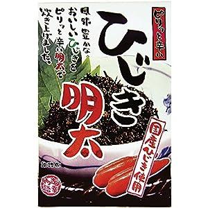 北都 ひじき明太味 160g