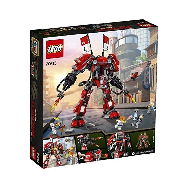 レゴ(LEGO)ニンジャゴー カイのファイヤー...の紹介画像6