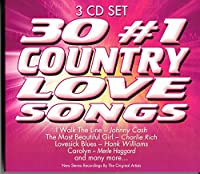 30 #1 Country Love Songs