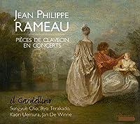 Rameau: Pieces De Clavecin En