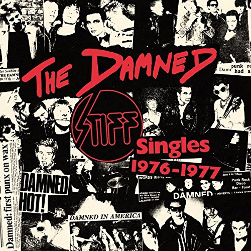 THE STIFF SINGLES 1976-1977 [5X7INCH BOX] (EMBROIDERED PATCH) [7 inch Analog]