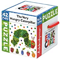 The World of Eric Carle™ The Very Hungry Caterpillar™ Cube Puzzle (42 pc)