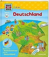 WAS IST WAS Junior Band 31. Deutschland: Wie hoch ist der hoechste Berg? Wo steht das Schloss des Maerchenkoenigs?