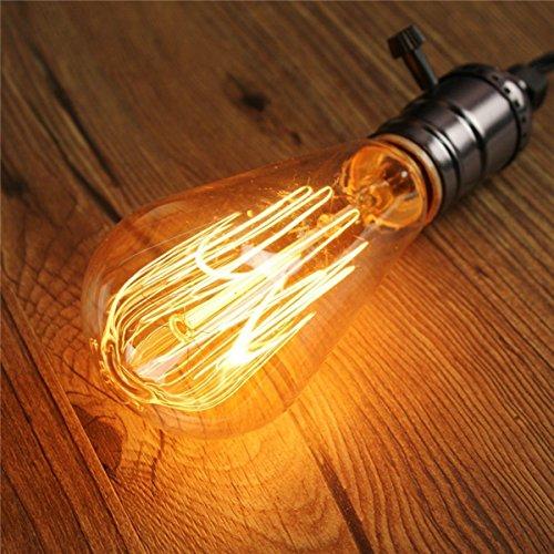 Bravelight エジソン電球 B0749LB5QD 1枚目