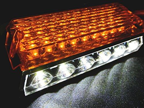 Officek 角型 LED サイドマーカー アンダーライト...